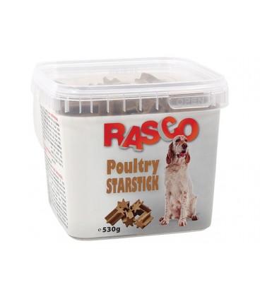 Pochoutka RASCO Dog starstick drůbeží 530g