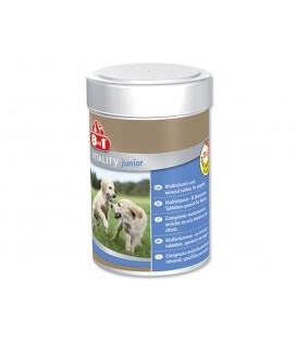 Multi Vitamin 8 in 1 Tablets Puppy 100 tabliet