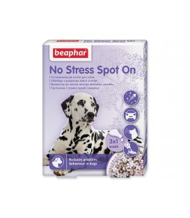 BEAPHAR Spot On No Stress pre psy 2,1ml