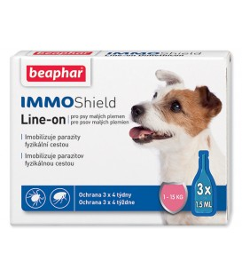 BEAPHAR Line-on IMMO Shield pre psy S 4,5ml