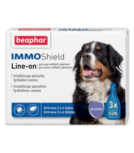 BEAPHAR Line-on IMMO Shield pre psy L 13,5ml