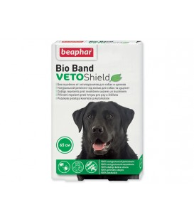 Obojok repelentný BEAPHAR Bio Band Veto Shield 65 cm