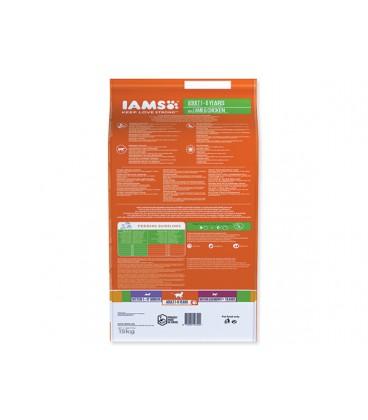 IAMS Cat rich in Lamb 15kg