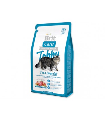 BRIT Care Cat Tobby I´m a Large Cat 2kg