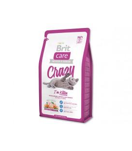 BRIT Care Cat Crazy I`m Kitten 2kg