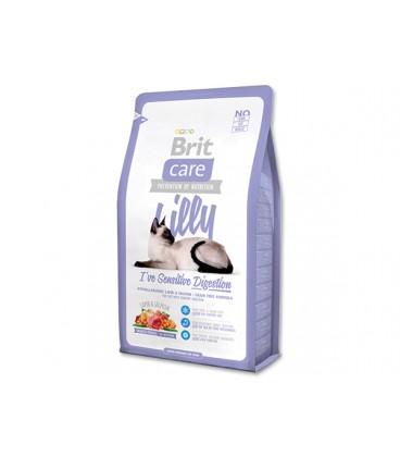 BRIT Care Cat Lilly I`ve Sensitive Digestion 2kg