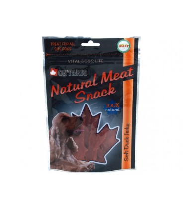 Snack ONTARIO Dog Soft Duck Jerky 70g