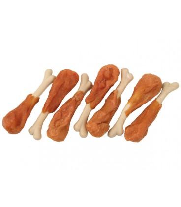 Snack ONTARIO Dog Chicken Jerky + Calcium 500g