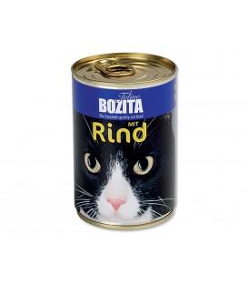 Konzerva BOZITA Cat hovädzie 410g
