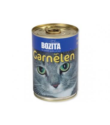 Konzerva BOZITA Cat krevety 410g