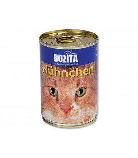 Konzerva BOZITA Cat kuracie 410g