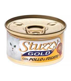 Konzerva STUZZY Cat Gold kuracie 85g