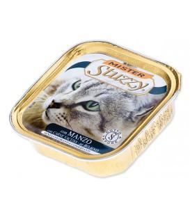 Vanička MISTER STUZZY Cat hovězí 100g