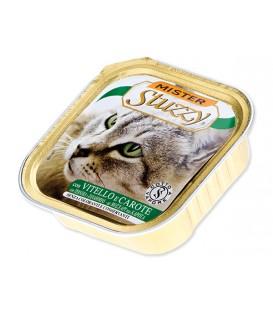 Vanička MISTER STUZZY Cat teľacie + mrkva 100g