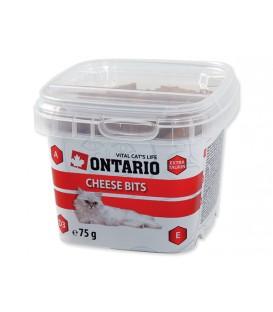Snack ONTARIO Cat Cheese Bits 75g
