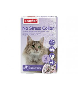 Obojok BEAPHAR No Stress pre mačky 35 cm
