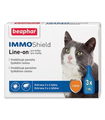 BEAPHAR Line-on IMMO Shield pro kočky 3ml