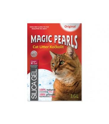 Kočkolit MAGIC PEARLS Original 16l