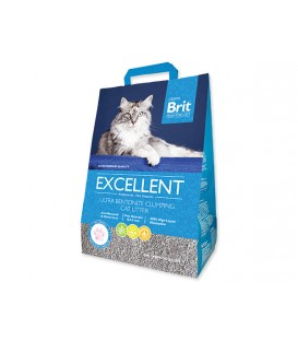 Podstielka BRIT Fresh for Cats Excellent Ultra Bentonite 10kg