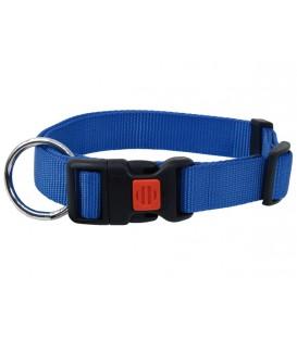 Obojok DOG FANTASY modré 45-65 cm