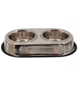 Dvojmiska DOG FANTASY nerezová 2 x 800 ml
