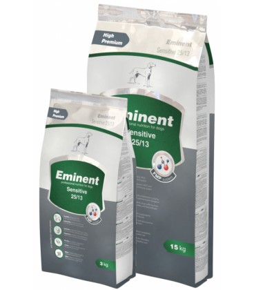 Eminent Dog Sensitive 15 + 3 kg