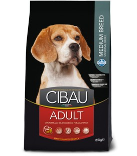 Cibau Adult Medium 2,5 kg
