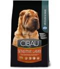 Cibau Adult Sensitive Lamb Medium&Maxi 12 kg