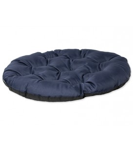 Vankúš DOG FANTASY Basic tmavě modrý 65 cm