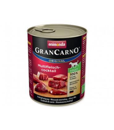 Konzerva ANIMONDA Gran Carno mäsová zmes 800g
