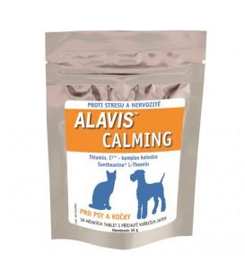 ALAVIS Calming 45 g/30 žuvacích tabliet