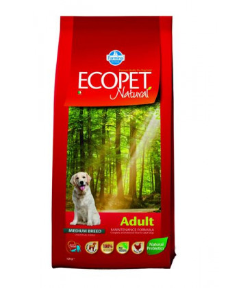 Farmina MO P ECOPET dog adult medium 12 + 2 kg