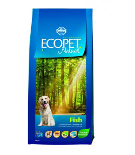 Farmina MO P ECOPET dog fish medium 12 + 2 kg