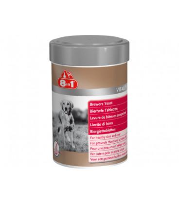 Kvasnice pivovarské 8in1 pre psov 260tablet