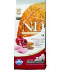 Farmina N&D dog LG puppy medium chicken&pomegranate 12 kg