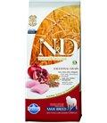 Farmina N&D dog LG adult maxi chicken&pomegranate 12 kg