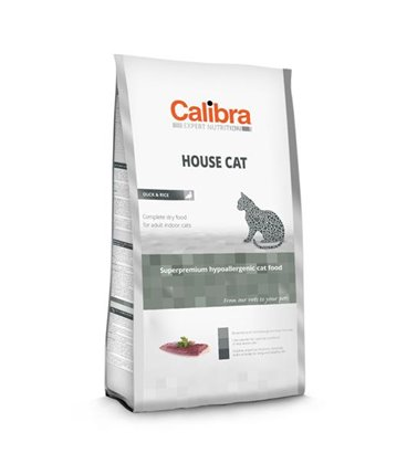Calibra Cat EN Housecat Duck & Rice 2 kg