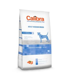 Calibra Dog LG HA Adult Medium Breed Chicken 14 kg