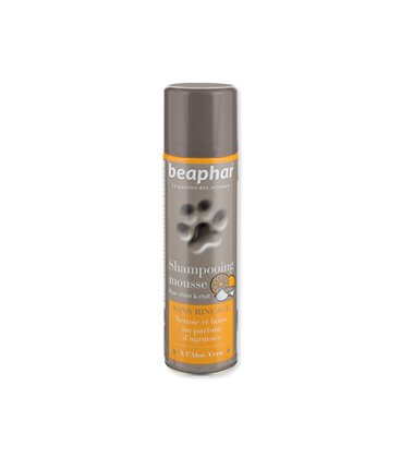 Šampón BEAPHAR Premium suchý penový 250ml