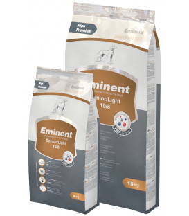 Eminent Dog Senior Light 15 + 2 kg