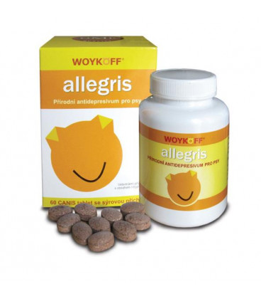Allegris antidepresívum 60 tbl.
