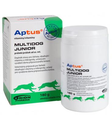 Aptus MULTIDOG Junior 180g.