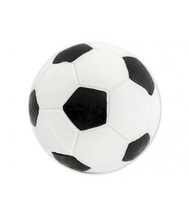 Hračka DOG FANTASY Latex futbalová lopta so zvukom 10 cm