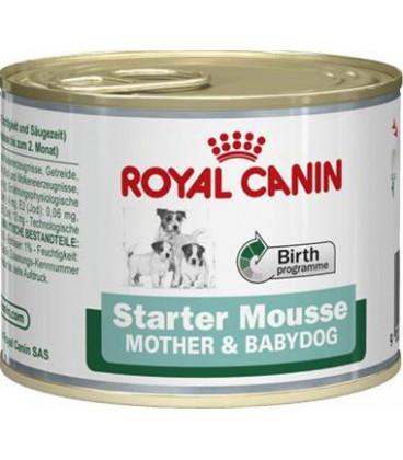 Royal Canin Starter konzerva 195g