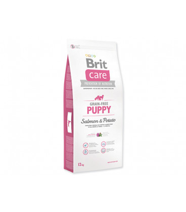 BRIT Care Grain-free Puppy Salmon & Potato 12kg