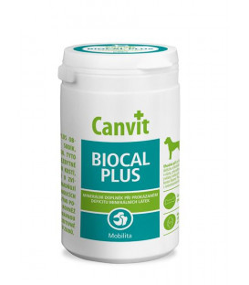 Canvit Biocal Plus 500 tbl. 500 g