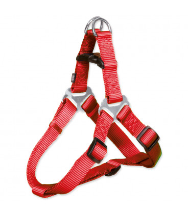 Postroj TRIXIE Premium červený XS-S