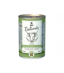 Konzerva BOZITA Dog Naturals Beef 410g