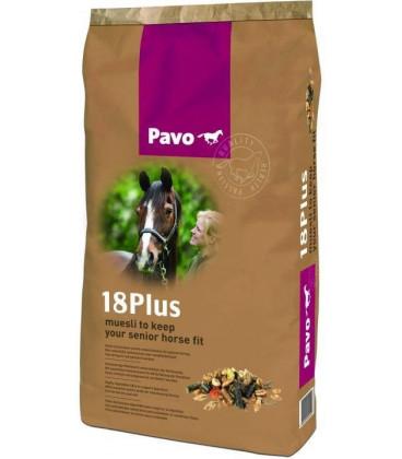 PAVO 18 Plus 15 kg