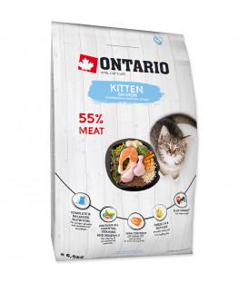 ONTARIO Kitten Salmon 6,5kg